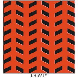 LH-551#冲孔加工图片