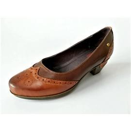 女士时装短跟鞋