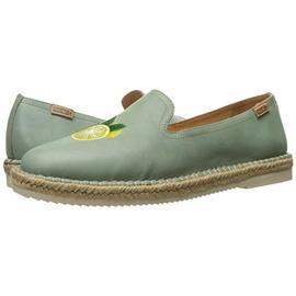 刺绣百搭一脚蹬布鞋