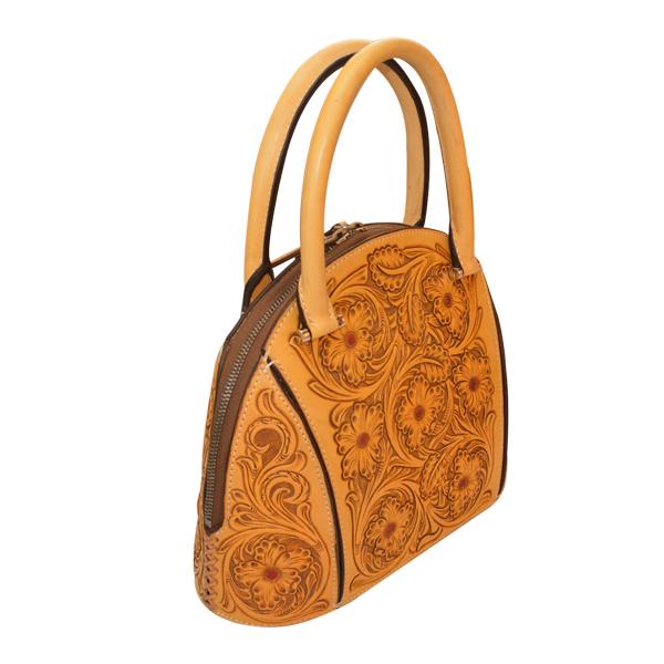 2018手女包工雕刻包贝壳包手提包