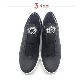 2018新款小白鞋男士真皮韩版透气板鞋男士潮流百搭休闲运动鞋