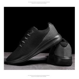 男鞋夏季透气2020新款百搭白鞋跑步网鞋男网面运动休闲鞋子男潮鞋