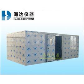 步入式恒温恒湿试验机 HD-555 万能材料试验机 鞋材检测仪器 检测仪器 万能材料试验机 具有高精度、高稳定的温湿度控制直销 提供一年质保