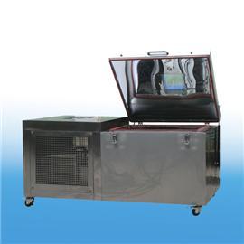 臥式低溫耐寒試驗機 海達儀器廠家直銷 提供一年質保  近區域免費送貨上門
