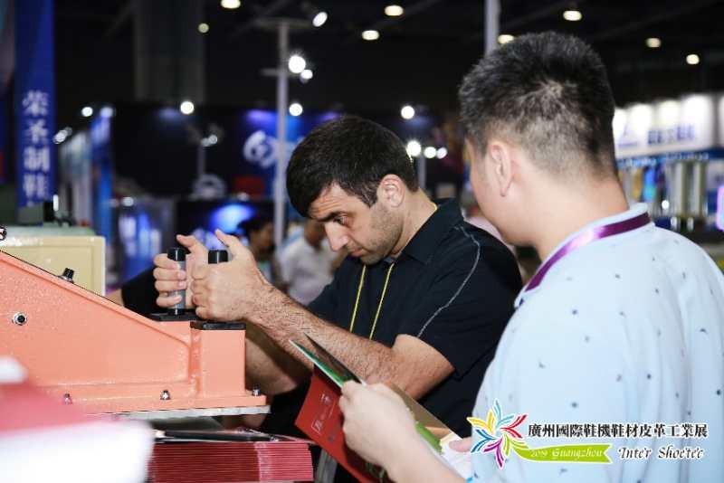 厚骏科技参加2019广州展