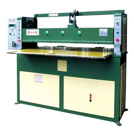SY-525 single and double push plate automatic cutting machine