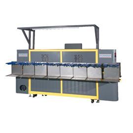 奇裕 QY-300 巡迥式双层烘干蒸软活化机(前段)  鞋厂生产线 用地小 作用大 厂家直销 质优价实