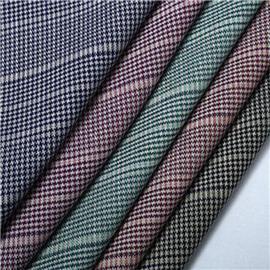 格子布-服装布-家纺布