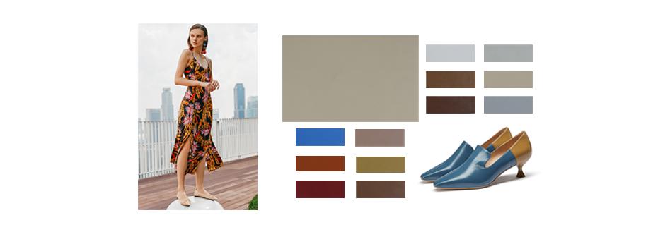 【SX2021-072、073仿皮系列】质地柔软、耐折,色彩均匀,没有明显色差..