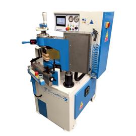 ERT2E manual bottom trimming machine