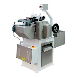 Automatic heel cutting machine