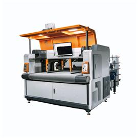 D188 Muslim 1L ultra-fiber upper cutting machine (Gangbao cutting machine) fully automatic cutting