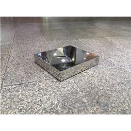 广州银河鞋材高档实用展示架28×25×5cm不锈钢鞋架