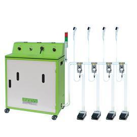 JW600B独立桶多用途刷胶机(容量六公升)