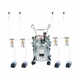 JW-201 油性膠刷膠機(容量十公升)