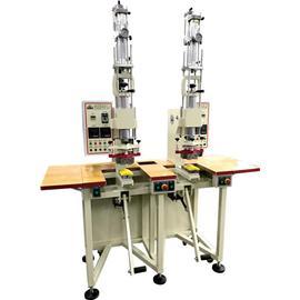 站立增压式单面双头热压机PR-4800THF1-L