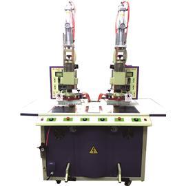 数位节能高週波单面双头鞋面压花机PR-8500TAHF1-Ⅱ ~ 15000TAHF1-