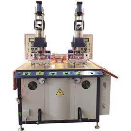 数位节能油压高週波单面双头鞋面压花机PR-8500TBHF5 ~ 12000TBHF5