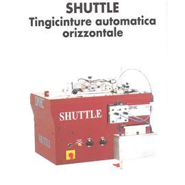 意大利OMAC横行式自动上油双边油边机 SHUTTLE