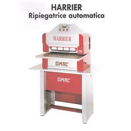 意大利OMAC全自动拉链窗口折边机 HARRIER