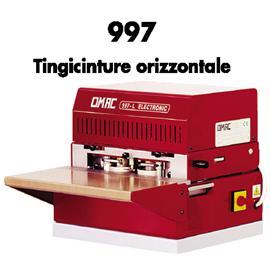 意大利OMAC横行式双边油边机 997TR1