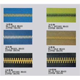 拉链-002 鸿顺拉链优质拉链拉头 厂家直销 实力厂家 质优价实