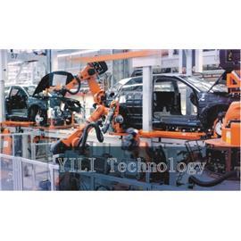 汽车制造自动化应用