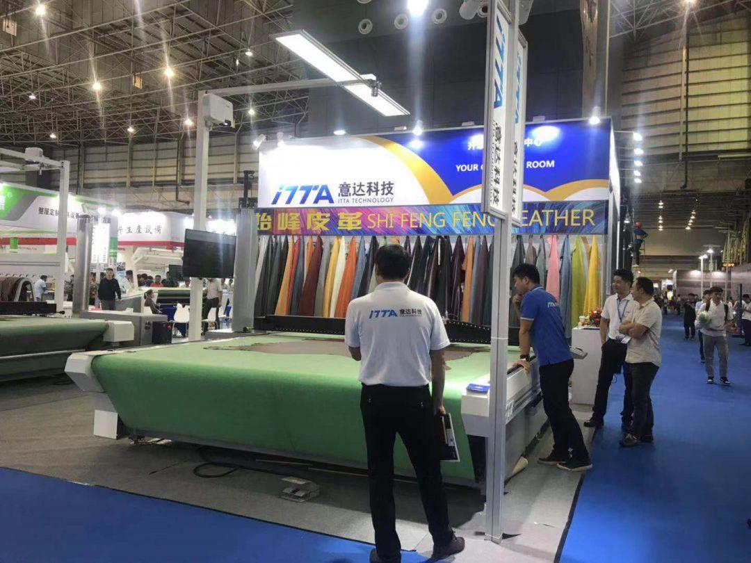 2019中国(广东)国际家具机械及材料展隆重开幕!