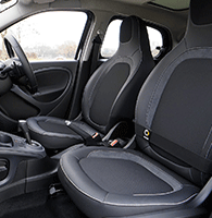 Car seat and interior industry