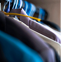 Clothing industry