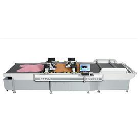 IC560DHC 智能皮革切割機圖片