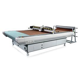 IC2516 高速智能刀具切割机|电脑皮革切割机|电脑数控机