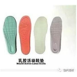 生产各类乳胶枕头、床垫、鞋材