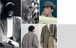 每周图册 | 19/20秋冬女鞋主题趋势——女绅士