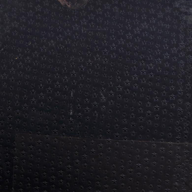 QX17047 潜水针织丨超纤皮革丨印花面料