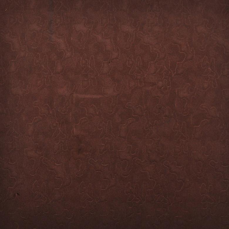 QX17048 潜水针织丨超纤皮革丨印花面料