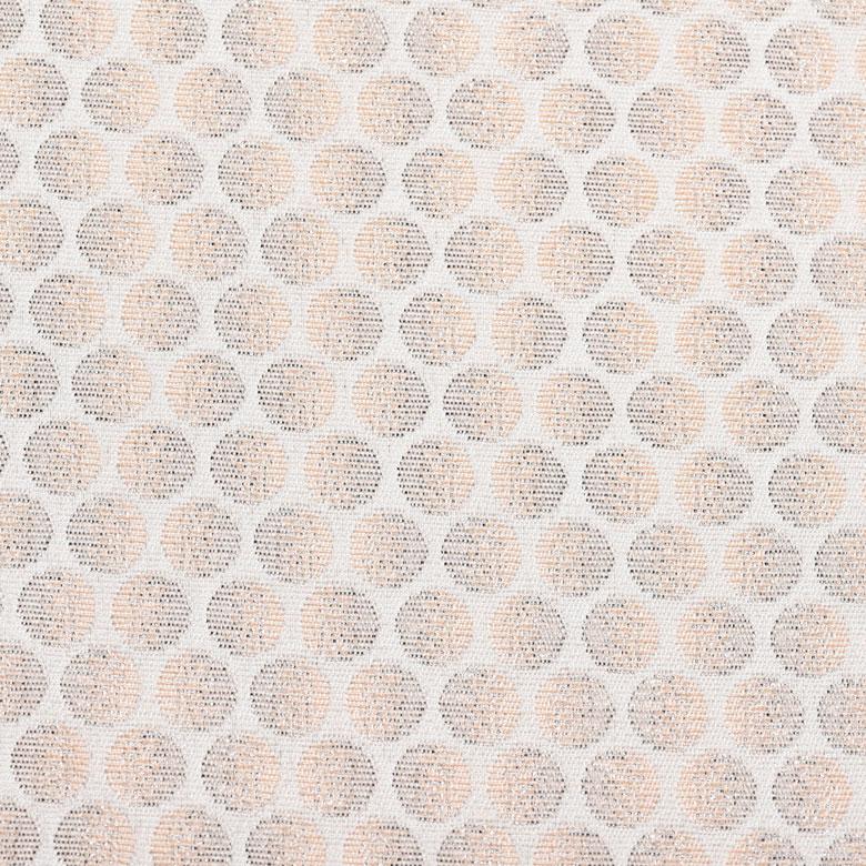 QX18261 帆布提花织物   印花面料   动物纹路面料