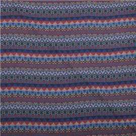 QX17024 编织丨编织面料丨印花面料