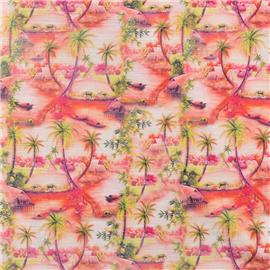 QX3751 printed fabric, microfiber, leather, dive, knit fabric