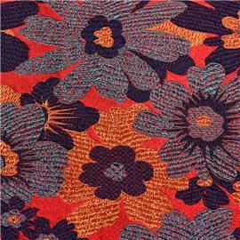 QX18262 帆布提花织物 | 花边面料 | 印花面料