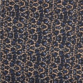 QX17013 动物纹路丨动物纹路面料丨编织面料