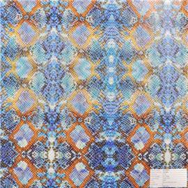 QX3607 animal grain road, animal grain fabric, woven fabric.