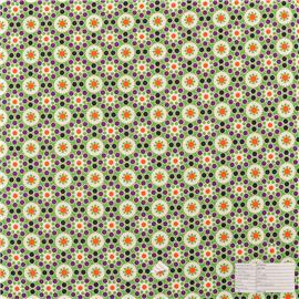 QX3749 printed fabric with printed fabric.