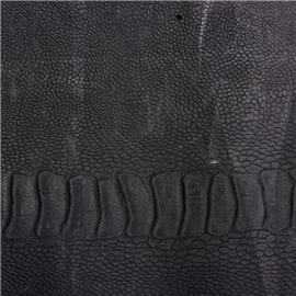 QX18235 仿皮革丨超纤皮革丨潜水针织面料