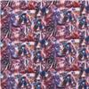 QX3752 printed fabric, microfiber, leather, dive, knit fabric