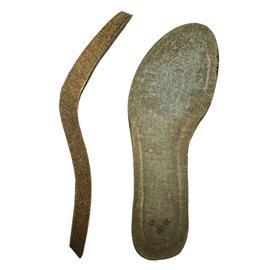 软木脚床DS-8360 鹏展鞋底 优质防滑鞋底 防滑橡胶鞋底
