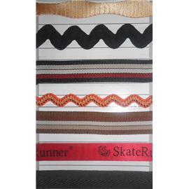 特殊形状织带