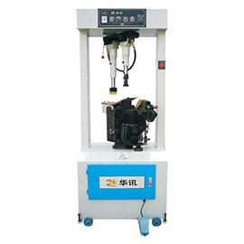HX-810万用式油压压底机