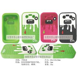 软胶 PVC 硅胶 手机套