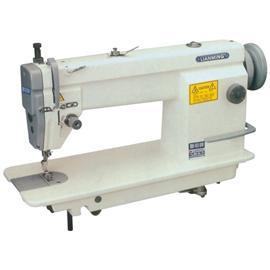 LM-0318/0302单针双押脚上下送平车(大釜&自动加油)